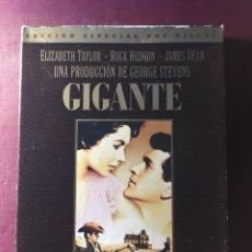 Cine: GIGANTE,(EDICIÓN ESPECIAL 2 DISCOS).. Lote 183629527