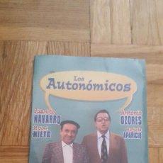 Cine: PELICULA DVD - LOS AUTONÓMICOS - ANTONIO OZORES - JUANITO NAVARRO - PRECINTADA. Lote 183657940