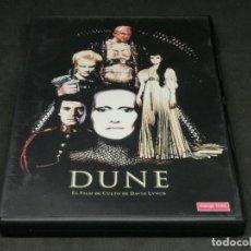 Cine: DVD - DUNE - DAVID LYNCH - 1984. Lote 183748162