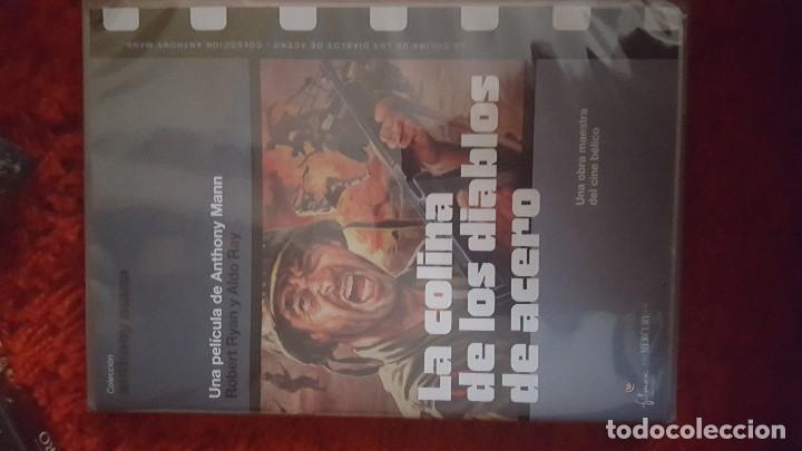 LA COLINA DE LOS DIABLOS DE ACERO.DVD PRECINTADO.CAJAFRUT1 (Cine - Películas - DVD)