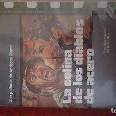 Cine: LA COLINA DE LOS DIABLOS DE ACERO.DVD PRECINTADO.CAJAFRUT1. Lote 183769763