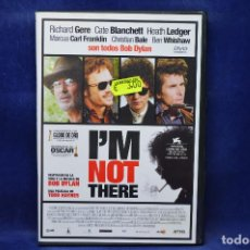 Cine: IM NOT THERE - DVD . Lote 183836793