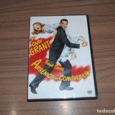 Cine: ARSENICO POR COMPASION DVD DE FRANK CAPRA 1ª EDICION WARNER CARY GRANT COMO NUEVA. Lote 257407440