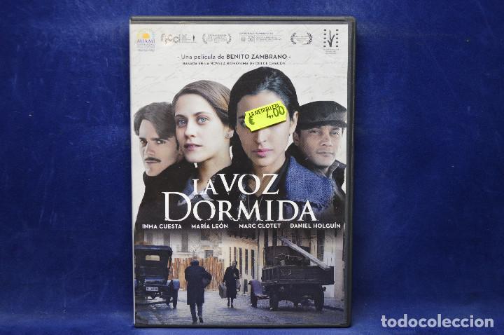 LA VOZ DORMIDA - DVD (Cine - Películas - DVD)