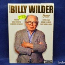 Cine: COLECCION BILLY WILDER - DVD . Lote 183887613