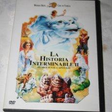 Cine: LA HISTORIA INTERMINABLE 2.DVD.WARNER BROS.MICHAEL ENDE.MAGIA.FANTASIA.. Lote 183888288