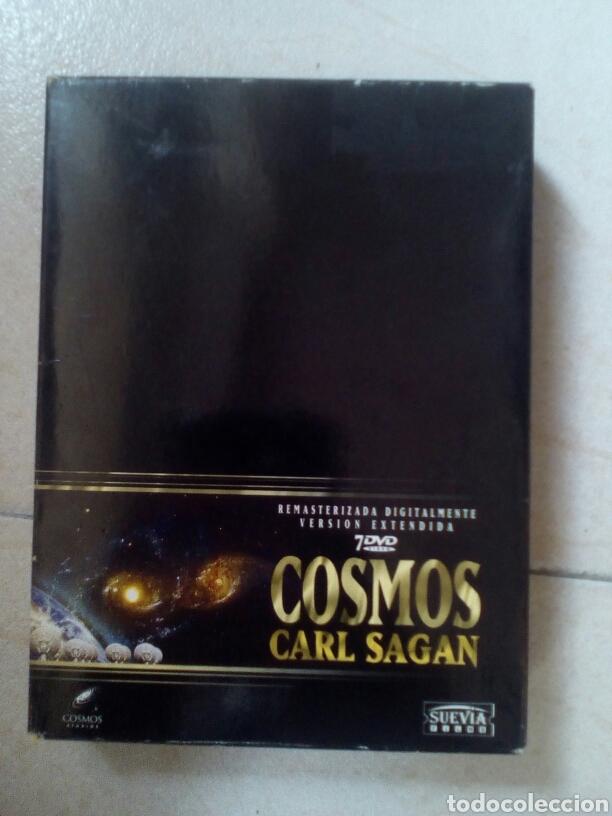 COSMOS. CARL SAGAN. 7 DVD. SERIE COMPLETA. (Cine - Películas - DVD)