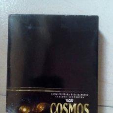 Cine: COSMOS. CARL SAGAN. 7 DVD. SERIE COMPLETA.. Lote 183903138