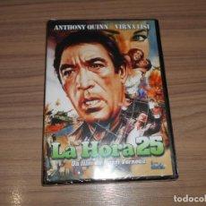 Cine: LA HORA 25 DVD ANTHONY QUINN NUEVA PRECINTADA. Lote 183914660