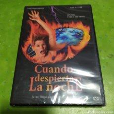 Cine: (PR4) CUANDO DESPIERTA LA NOCHE DVD PRECINTADO. Lote 183918992