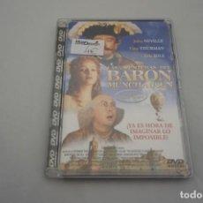 Cine: (1-B6) - DVD / LAS AVENTURAS DEL BARON MUNCHAUSEN. Lote 183991200