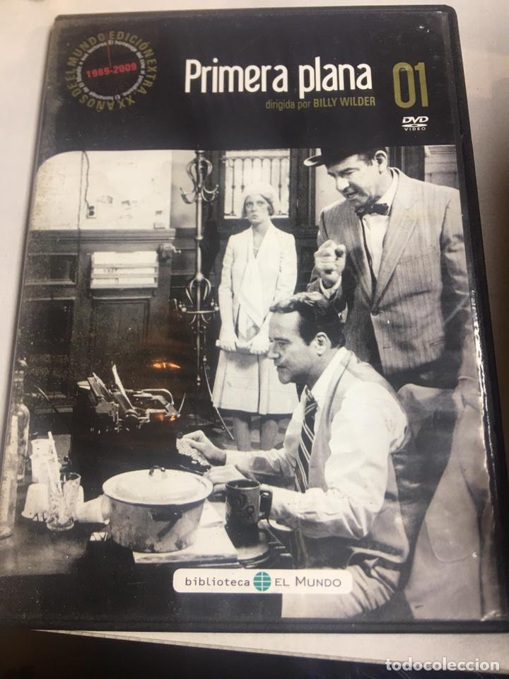DVD PRIMERA PLANA - BILLY WILDER (Cine - Películas - DVD)