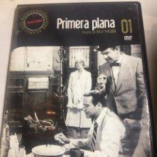 Cine: DVD PRIMERA PLANA - BILLY WILDER. Lote 183992778