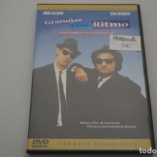 Cine: (1-B6) - DVD / GRANUJAS A TODO RITMO / EDICION DEL COLECCIONISTA AMPLIADA CON METRAJE ADICIONAL. Lote 183994651