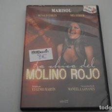 Cine: (1-B6) - DVD / LA CHICA DEL MOLINO ROJO / MARISOL - EUGENIO MARTIN. Lote 183994737