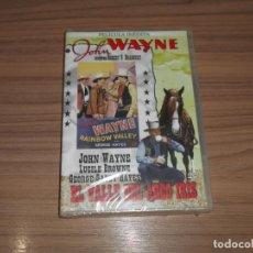 Cine: EL VALLE DEL ARCO IRIS DVD JOHN WAYNE NUEVA PRECINTADA. Lote 184001000