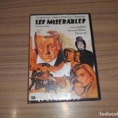 Cine: LOS MISERABLES DVD JEAN GABIN BOURVIL NUEVA PRECINTADA. Lote 184002235