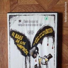 Cine: EL BAILE DE LOS VAMPIROS - DIR. R. POLANSKI - CON SHARON TATE. Lote 184082035