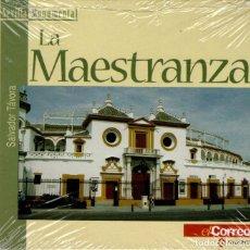 Cine: SEVILLA MONUMENTAL. LA MAESTRANZA. LIBRO DVD. DVD-6460. Lote 184087883