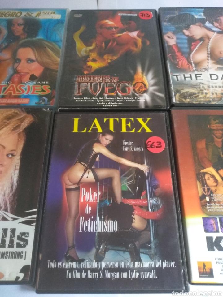 Cine: DVDS- cine para adultos, varios títulos - Foto 3 - 184091066