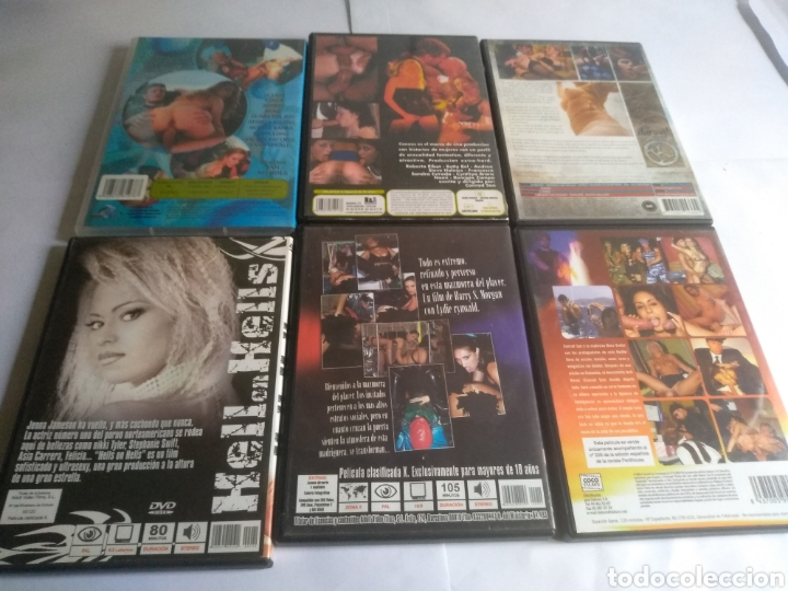 Cine: DVDS- cine para adultos, varios títulos - Foto 5 - 184091066