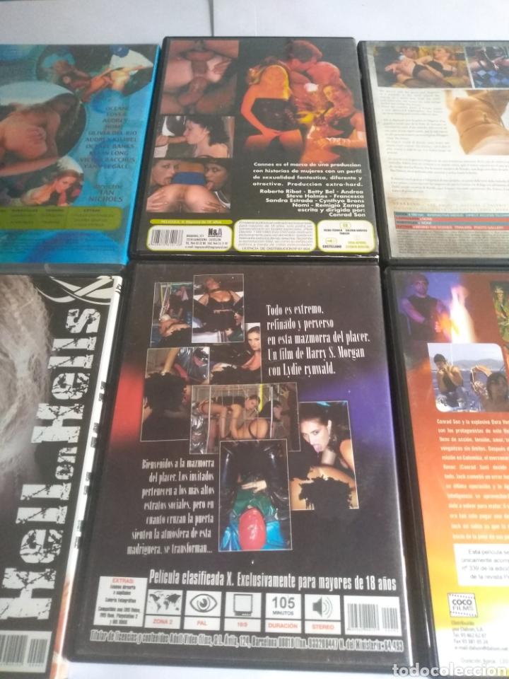 Cine: DVDS- cine para adultos, varios títulos - Foto 7 - 184091066