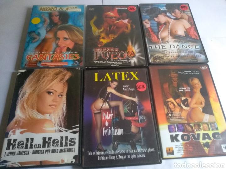 DVDS- CINE PARA ADULTOS, VARIOS TÍTULOS (Cine - Películas - DVD)