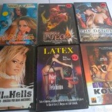 Cine: DVDS- CINE PARA ADULTOS, VARIOS TÍTULOS. Lote 184091066
