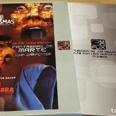 Cine: COLECCIÓN DE LOS GRANDES ÉXITOS / FLIX BOX X 3 DVD / EN CALIDAD LUJO. 3 PELÍCULAS.. Lote 184092953