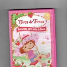 Cine: TARTA DE FRESA ,PRIMAVERA PARA TARTA DE FRESA - DVD SEGUNDA MANO, BIEN. Lote 49397585