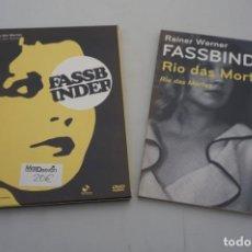 Cine: (2-B2) - 1 X DVD / RIO DAS MORTES / RAINE WERNER FASSBINDER. Lote 184099881