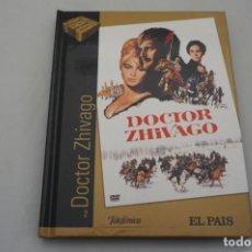 Cine: (2-B2) - 1 X DVD + LIBRETO / DOCTOR ZHIVAGO / DAVID LEAN´S. Lote 184171385