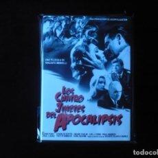 Cine: LOS CUATRO JINETES DEL APOCALIPSIS - DVD NUEVO PRECINTADO. Lote 184203791