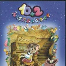 Cine: DVD 10+2. LA NOCHE MÁGICA. CUENTO DE NAVIDAD. Lote 184210147