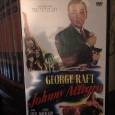 Cine: JOHNNY ALLEGRO. Lote 184053001