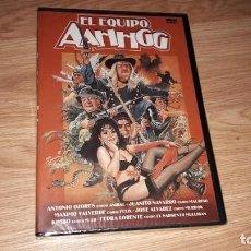 Cine: EL EQUIPO AAHHGG DVD COMEDIA NUEVO PRECINTADO. Lote 184399298