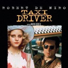 Cine: TAXI DRIVER -DVD CON FOLLETO INTERIOR - ROBERT DE NIRO JODIE FOSTER DIRIGIDA POR SCORSESE . Lote 184415586
