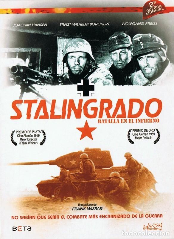 STALINGRADO BATALLA EN EL INFIERNO (Cine - Películas - DVD)