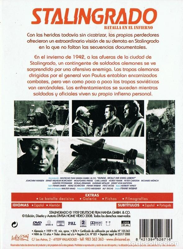Cine: STALINGRADO BATALLA EN EL INFIERNO - Foto 2 - 184461410