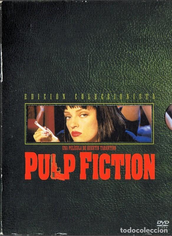 PULP FICTION EDICIÓN COLECCIONISTA (Cine - Películas - DVD)
