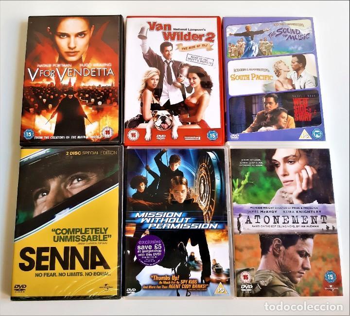 Cine: LOTE DE 15 PELICULAS DVD VARIAS - Foto 4 - 184491606