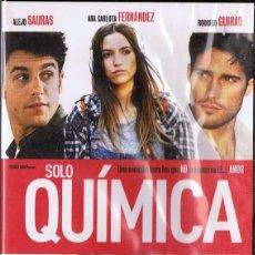 Cine: SÓLO QUÍMICA ALEJO SAURAS (PRECINTADO). Lote 184655712