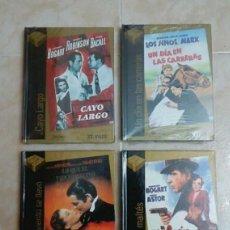 Cine: DVD + LIBRO CINE EL PAÍS ( 19 PELÍCULAS EN TOTAL ). Lote 184665697