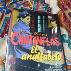 Cine: DVD CINE CICLO CANTINFLAS ( 18 PELÍCULAS EN TOTAL ). Lote 184666442