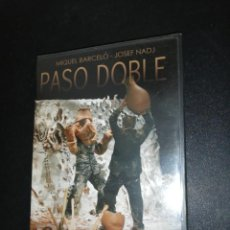 Cine: MIQUEL BARCELO, JOSEF NADJ, PASÓ DOBLE. Lote 184670116