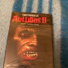 Cine: AULLIDOS II DVD PRECINTADO. Lote 184681357