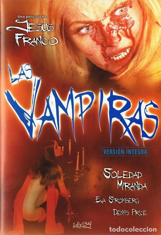 LAS VAMPIRAS SOLEDAD MIRANDA (Cine - Películas - DVD)