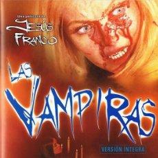 Cine: LAS VAMPIRAS SOLEDAD MIRANDA. Lote 184808962