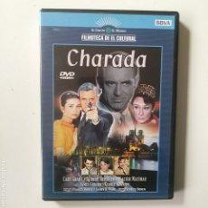 Cine: CHARADE.DVD. Lote 184882878