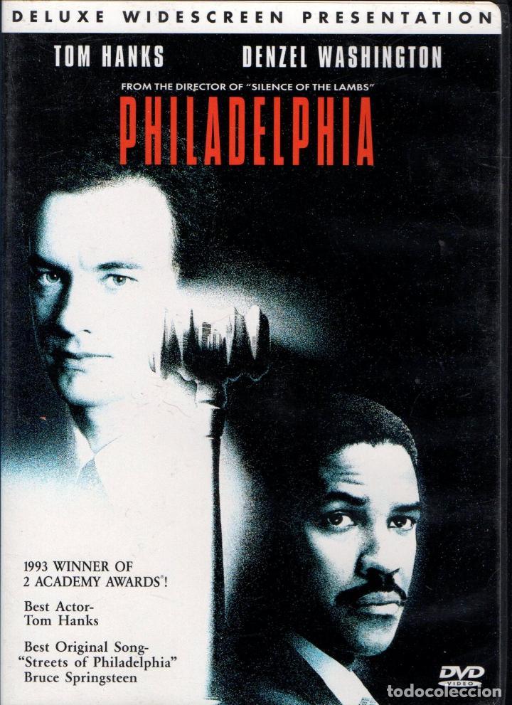 PHILADELPHIA. DVD-6497 (Cine - Películas - DVD)
